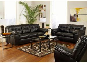 Salsa Sofa and Loveseat in Chocolate