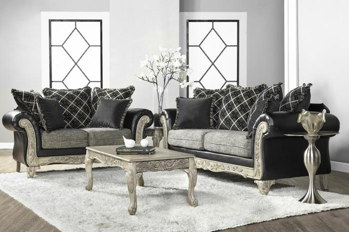 7925 SOFA & LOVESEAT,Jerusalem Furniture