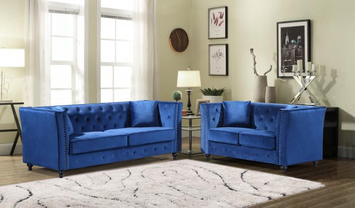 U136- SOFA AND LOVESEAT,Jerusalem Furniture