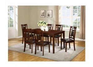 1532 TABLE & 6 CHAIRS