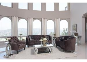 Image for 509151- SOFA & LOVESEAT