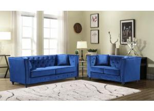 U136- SOFA AND LOVESEAT