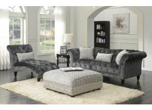 8975- SOFA & LOVESEAT