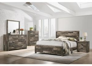 Image for B9400- FULL BED, DRESSER, MIRROR, CHEST, 1 NIGHT STAND