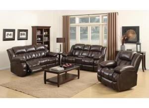 U1600- RECLINER SOFA & RECLINER LOVESEAT