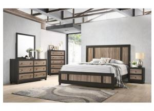Image for B8118-Queen Bed, Dresser, Mirror, Chest, 1 Night Stand