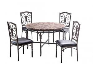 D151 TABLE & 4 CHAIRS