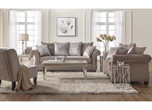 7500- SOFA & LOVESEAT