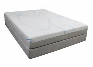 "Image for GelMax 8"" Full Gel Memory Foam Mattress"