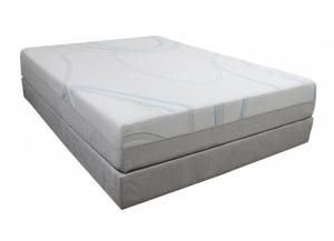 "Image for GelMax 10"" Queen Gel Memory Foam Mattress"