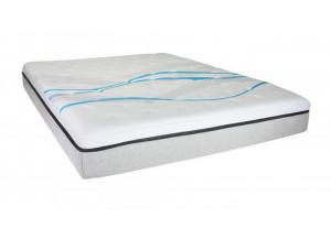 "Image for iDream 12"" Hybrid Queen Mattress"