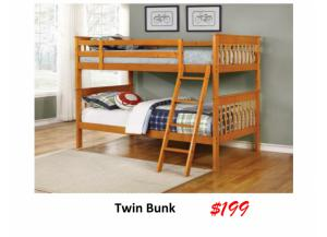Honey Bunk Bed