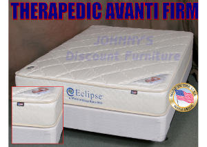 Contour Care Avanti Twin Mattress w/ Foundation