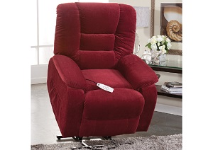 Bristol Dansby Cordovan Lift Power Recliner