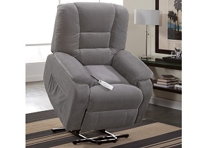 Bristol Dansby Steel Lift Power Recliner