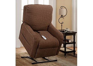 Essex Cassanova Chestnut Lift Power Recliner