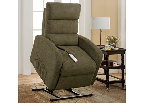 Newton Jive Pine Lift Power Recliner