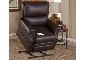 Sheffield Viva Cocoa Lift Power Recliner