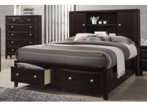 Image for 6498 KING  BED STORAGE