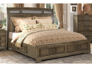 Image for 8472 QUEEN BED STORAGE