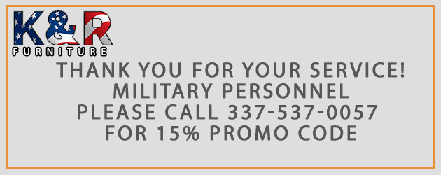 Military Discount - 15% Off