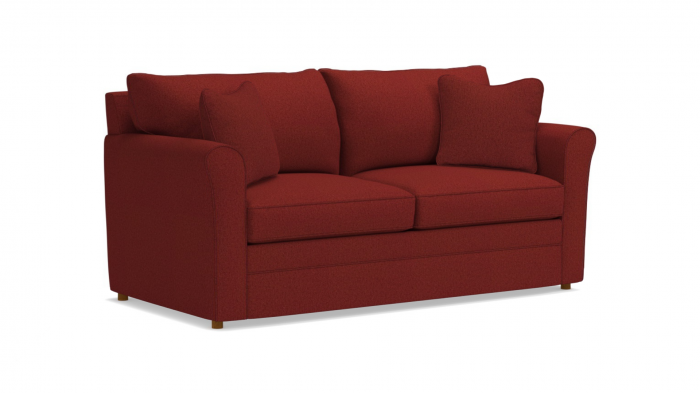 Kemper Furniture LA-Z-BOY Leah Full Sleeper Loveseat with ...