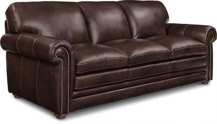 La-Z-Boy Conway Leather Sofa 710976 LB159977,LA-Z-BOY