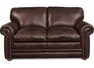 La-Z-Boy Conway Leather Loveseat 730976 LB159977