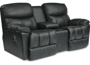 Image for La-Z-Boy Morrison Reclining Console Loveseat LB159387