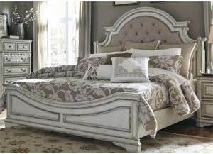 Liberty Magnolia Manor Queen Upholstered Bed