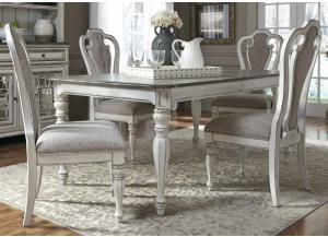 Liberty Magnolia Manor Dining Table & 4 Chairs