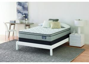 Image for Serta Candlewood Eurotop Queen Mattress Set