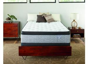 Serta Elmhurst Pillowtop Queen Mattress Set