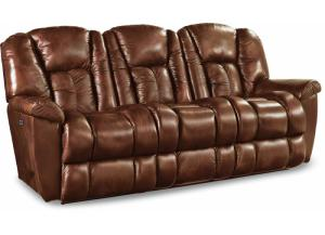 La-Z-Boy Maverick Sofa in LH827775 Leather