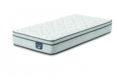 Image for Serta Bronson Europtop Twin Mattress