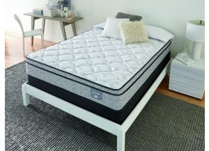 Serta Candlewood Eurotop Twin Mattress Set