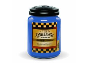 Candleberry Blueberry Cobbler 26oz Jar Candle