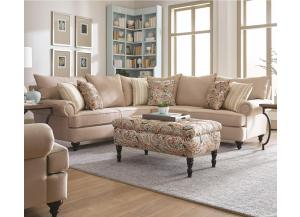 England Rosalie Sectional