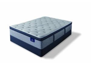 Image for Serta Standale II Plush Pillowtop Queen Mattress Set