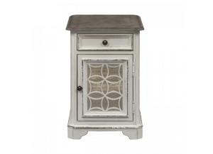Liberty Magnolia Manor Chairside Table