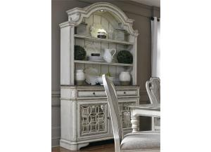 Liberty Magnolia Manor Hutch & Buffet