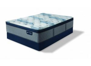 Serta Blue Fushion 300 Queen Size Pillowtop Set