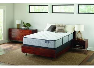 Serta Elmhurst Extra Firm Queen Mattress Set