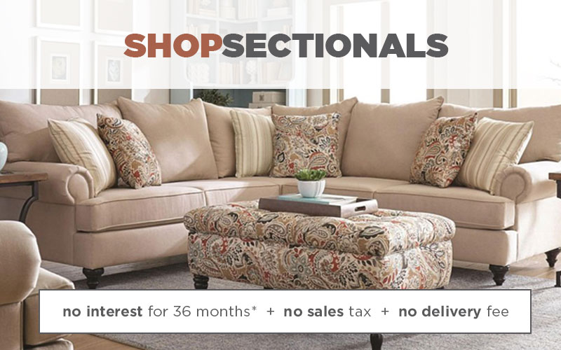 Shop Sectionals