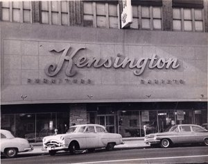 Vintage Kensington Furniture Location