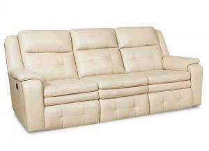 Inspire Double Reclining Sofa w/Headrest