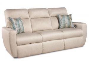 Knock Out Sofa w/Power
