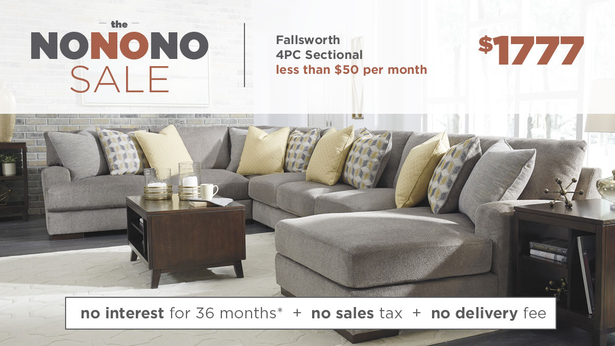 Fallsworth Sectional