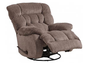 Daly Chateau Swivel Recliner