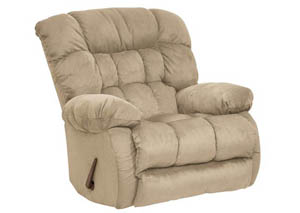 Teddy Hazelnut Recliner